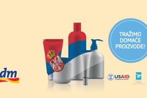 DM želi proizvode iz Srbije na svojim policama