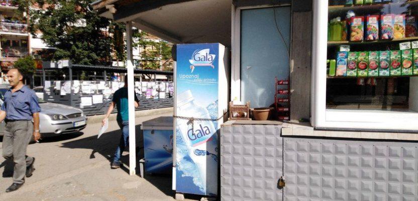 Radnje na Severu Kosova i danas zatvorene