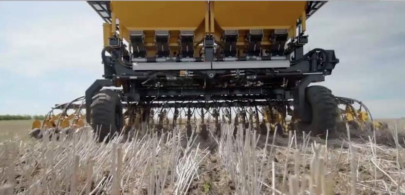 The Dot: Od setve do žetve bez traktora