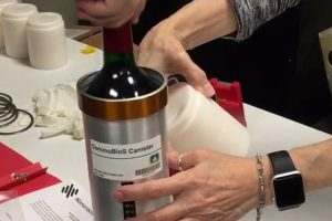 Kako izgleda vino koje je boravilo u svemiru?
