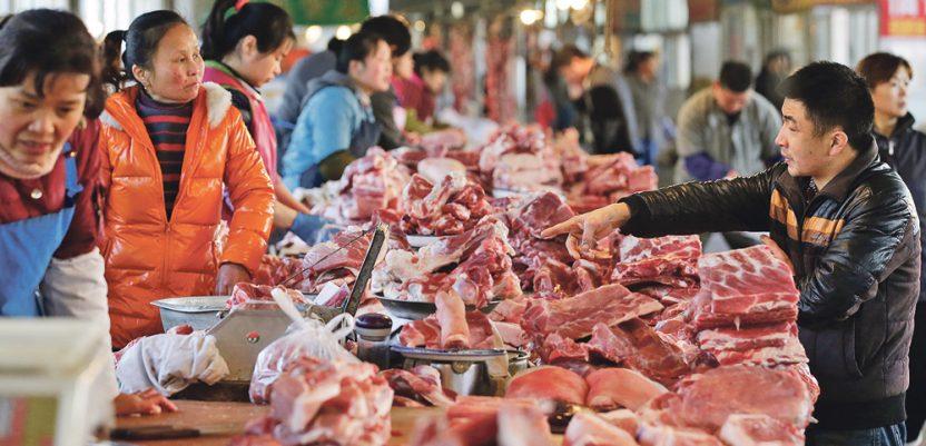 Kina: Zbog niske cene kupuju svinjetinu za državne rezerve