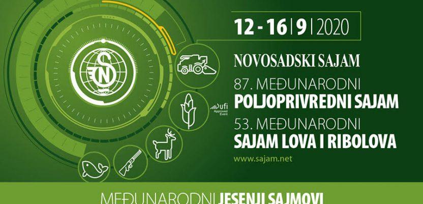 Otkazan Poljoprivredni sajam u Novom Sadu