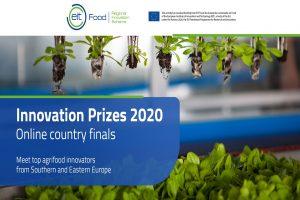 Poljoprivredni startapi iz Srbije na Innovation Prizes takmičenju