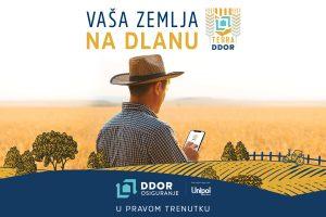 Predstavljena aplikacija u funkciji zaštite poljoprivredne proizvodnje