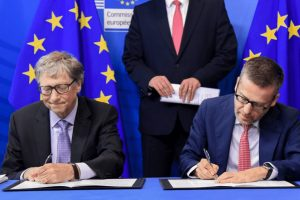 EU i Gejts ulažu milijardu dolara za klimatske ciljeve