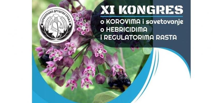 11. Kongres o korovima i savetovanje o herbicidima 20.-23. septembra na Paliću