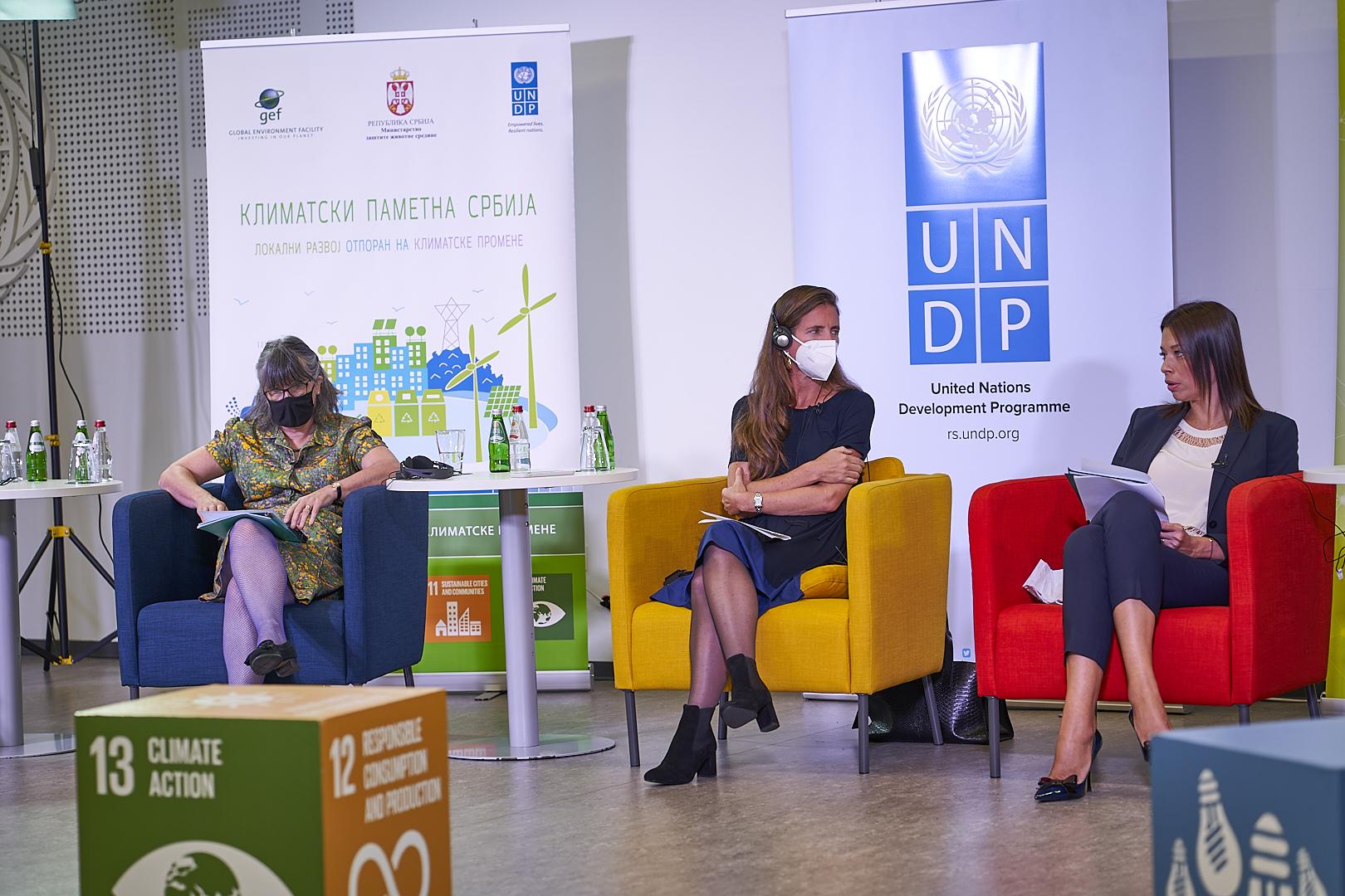 Održan dijalog o povećanju klimatske ambicije Srbije